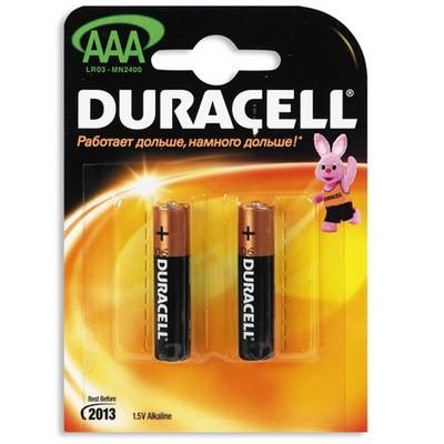 Батарейка AAA (R03) Duracell