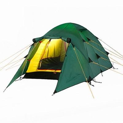 Палатка Alexika NAKRA 2 green