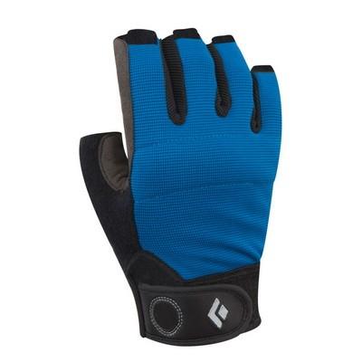Перчатки Black Diamond CRAG  HALF-FINGER cobalt (L)