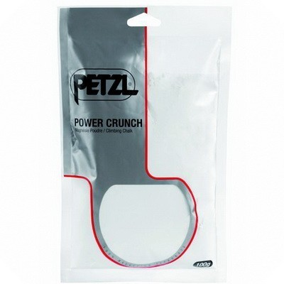 Магнезия Petzl POWER CRUNCH пакет 100г