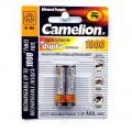 Аккумулятор AAA (R03) Camelion Ni-Mh  1000 mAh