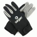 Перчатки неопреновые Sargan АГИДЕЛЬ Black 1.5мм (XL)