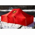 Палатка-шатер Снаряжение ВЬЮГА М тент (Уценка, истёк срок хранения, гарантия 14 дней)
