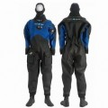 Гидрокостюм сухой AquaLung TRI-LIGHT задняя молния 2012г (M/L)