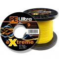 Линь AQUA PE ULTRA EXTREME D1.5мм желтый