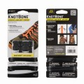 Шнурки NiteIze KNOT BONE STRETCH LACELOCK SYSTEM 2шт черные