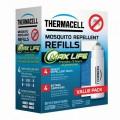 Набор ThermaCell LONG LIFE REFILL (4 газовых картриджа + 4 долгодействующих пластины)