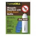 Набор ThermaCell (1 газовый картридж + 3 пластины) с запахом земли